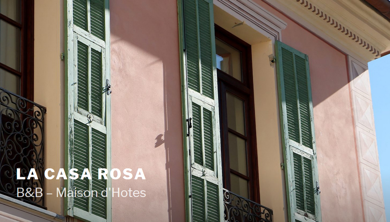 B&B Casa Rosa, Italy
