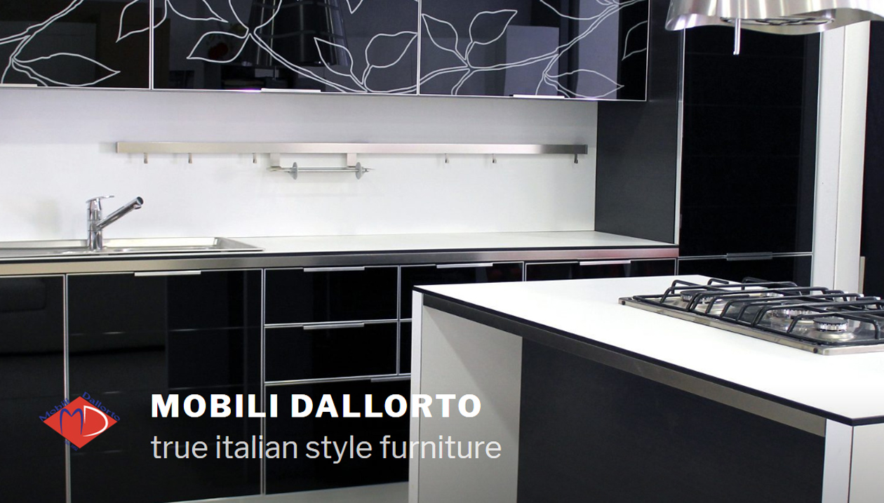 Mobili Dallorto, Furnitures, Italy