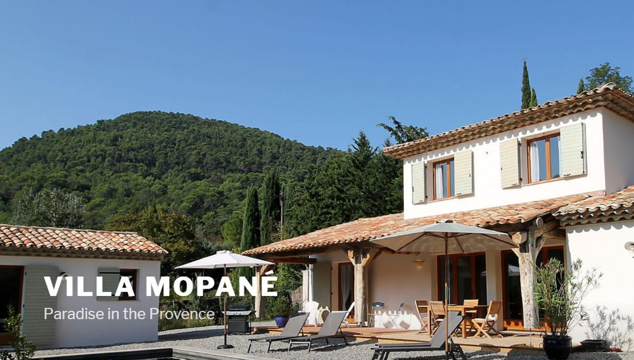 Villa Mopané, Villa Rental, France