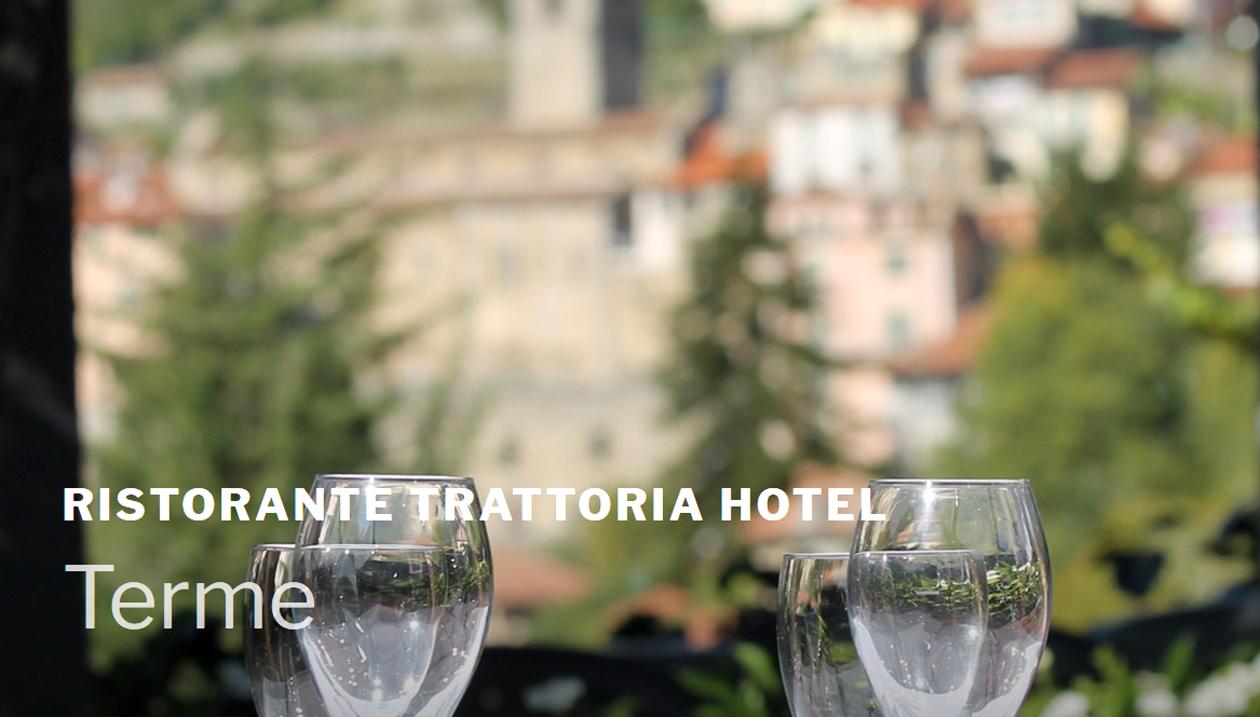 RistoranteTrattoria Hotel Terme, Italy