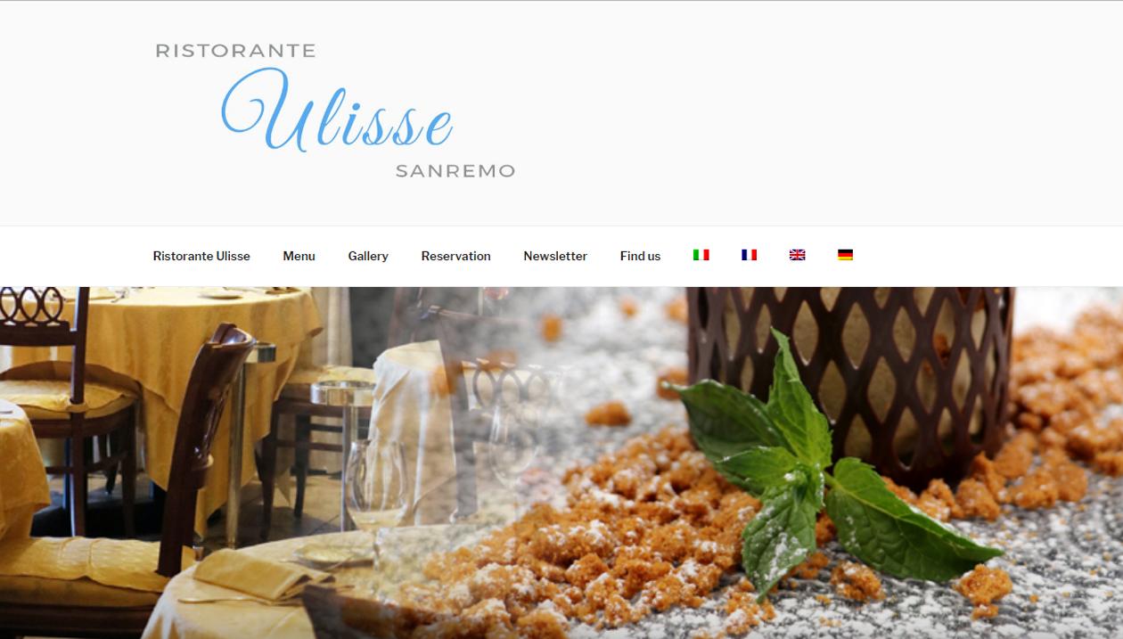 Ristorante Ulisse, Italy