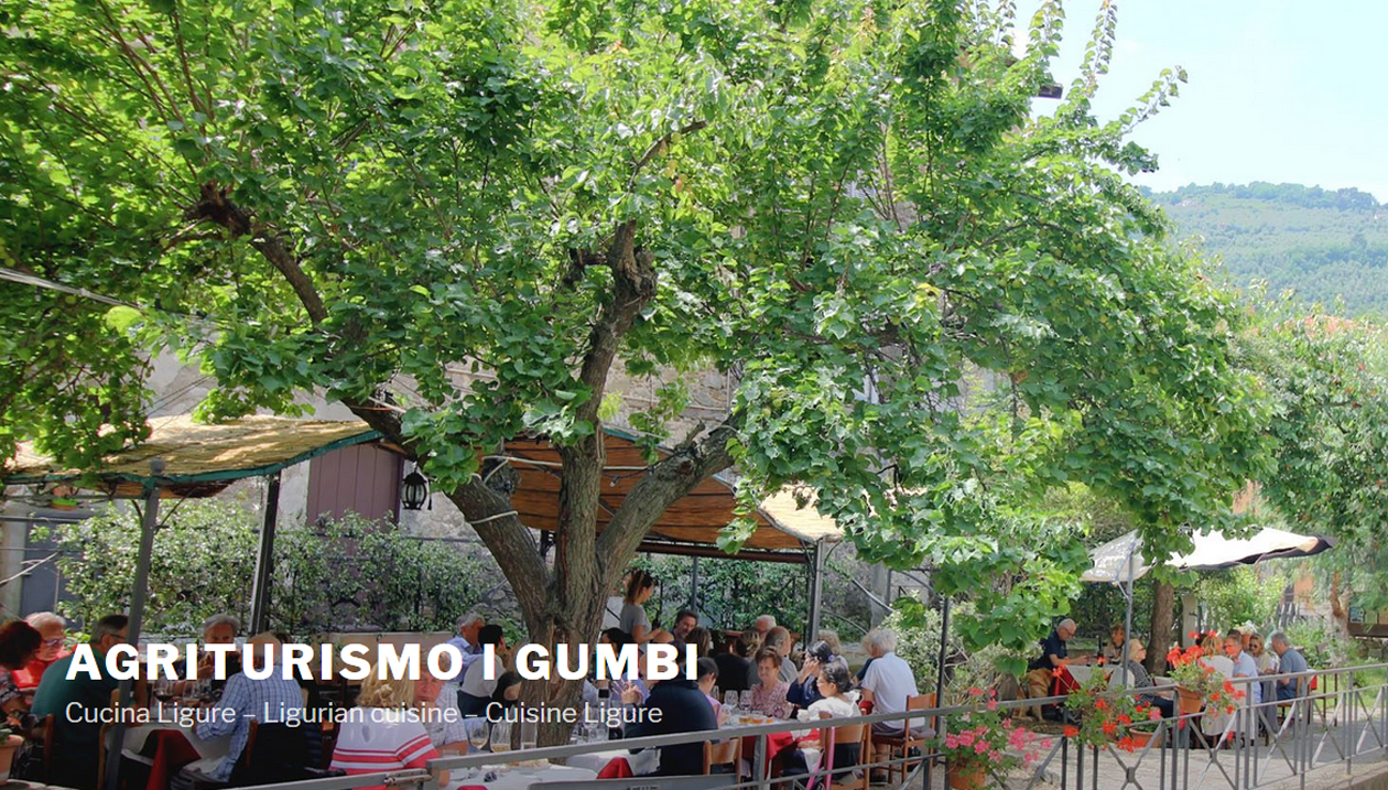 Agriturismo I Gumbi, Restaurant and Local Products, Italy