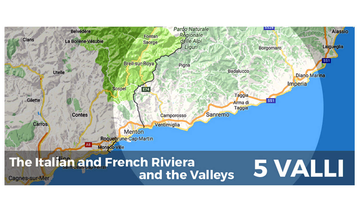 5 Valli, Tourism Portal Italy and France