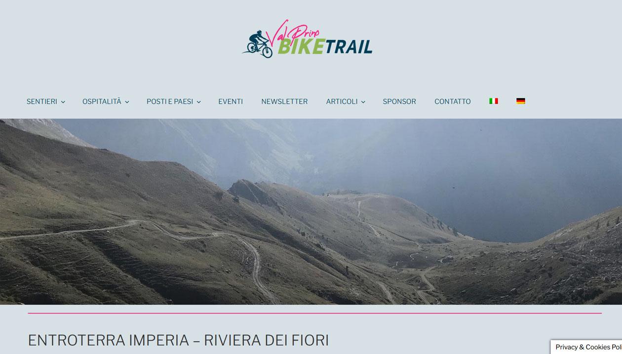 Val Prino Bike Trail, Italy