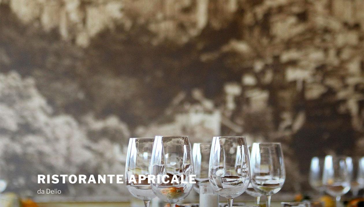 Ristorante Apricale da Delio, Italy